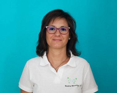 Bea Marañon | Jaén | en Federópticos Navas