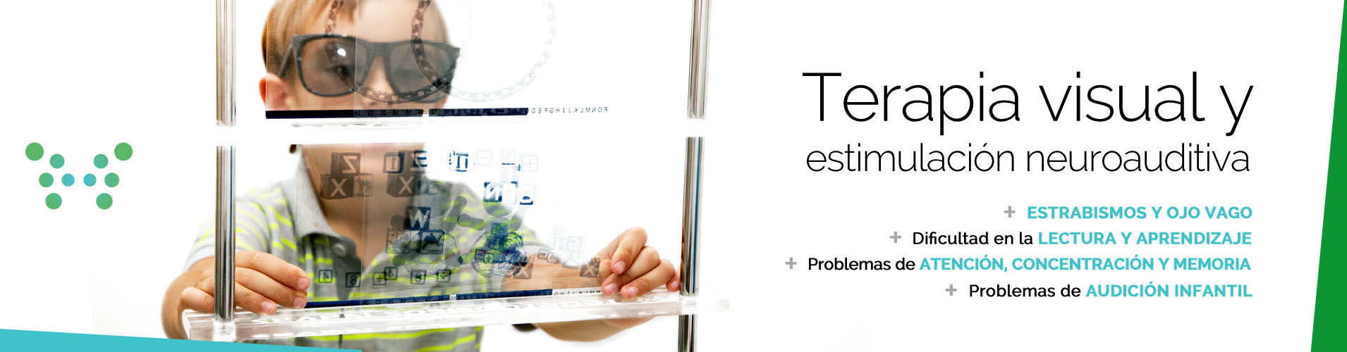 Federópticos Navas | Terapia Visual | Jaén