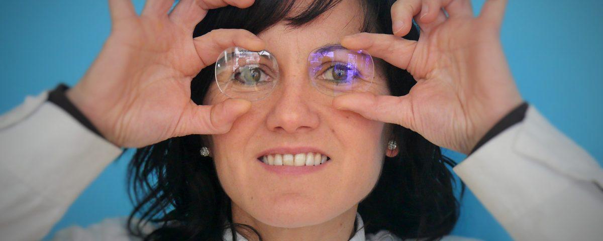 Luz Azúl | Terapia visual | Jaén | en Federópticos navas
