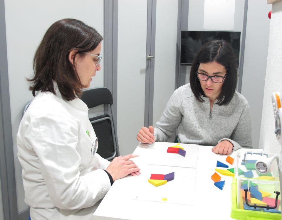 Percepción visual | Terapia visual | Jaén | en Federópticos navas